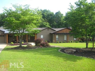 Senoia Single Family Home For Sale: 115 Starrs Mill Dr