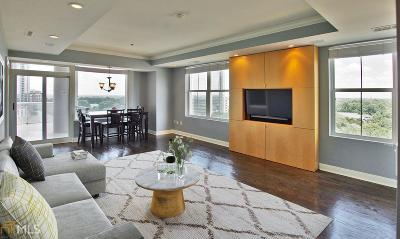 The Phoenix On Peachtree Condo/Townhouse For Sale: 2881 Peachtree Rd #1205
