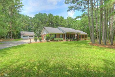 Loganville Single Family Home For Sale: 4099 Buck Smith Rd