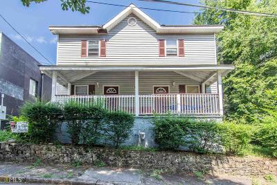 Old Fourth Ward Single Family Home Under Contract: 220 Corley St