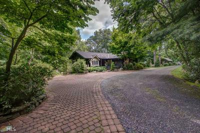Rabun County Single Family Home For Sale: 354 Collins Ln