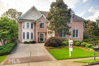 Marietta Single Family Home For Sale: 2843 Baccurate Dr