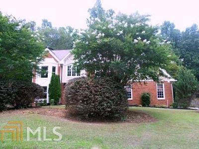 Stone Mountain Single Family Home For Sale: 5425 Summer Cove Dr
