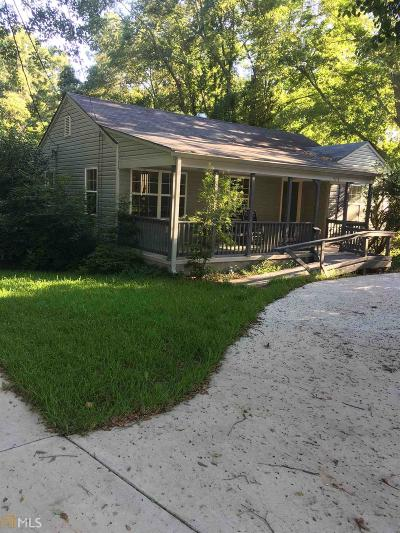 Barnesville Single Family Home Under Contract: 514 Spencer St
