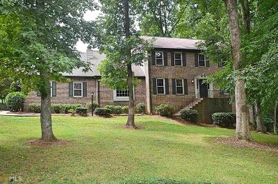 Conyers Single Family Home Back On Market: 2641 Country Club Dr