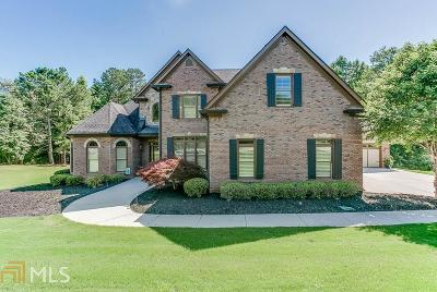 Flowery Branch Single Family Home Under Contract: 4642 Quailwood Dr