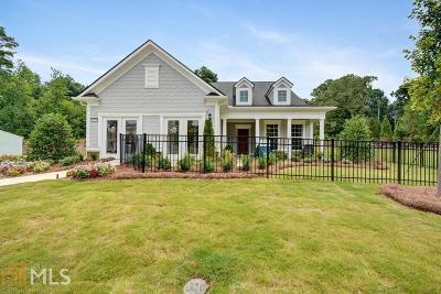 Kennesaw Single Family Home For Sale: 4214 Braden Ln