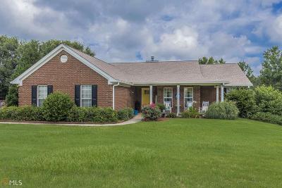 Winder Single Family Home New: 726 Mallard Dr