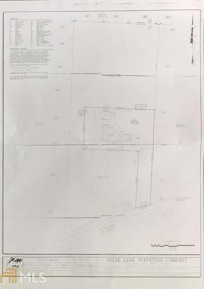 Stone Mountain Residential Lots & Land For Sale: 2491 Young Rd
