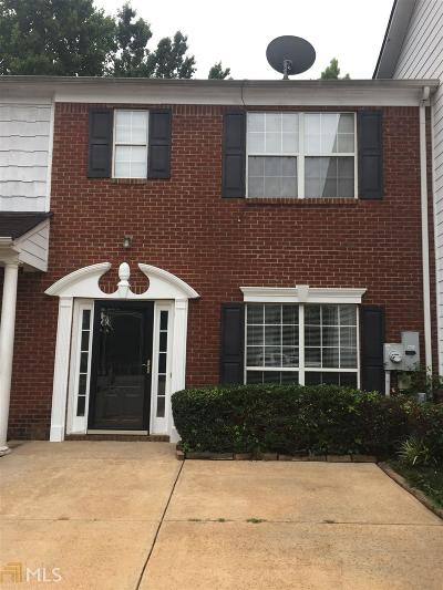 Henry County Condo/Townhouse Under Contract: 168 Madeline Ct