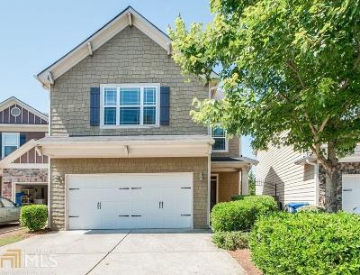 Dawsonville Single Family Home For Sale: 41 Highland Pointe Cir W