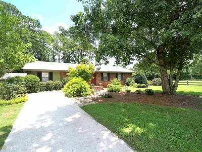Madison Single Family Home For Sale: 3300 Eatonton Rd