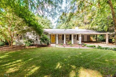 Chamblee Single Family Home For Sale: 2141 Seaman Cir