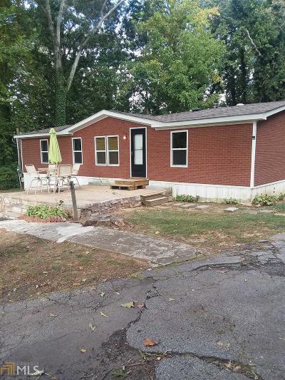 Dallas Single Family Home For Sale: 685 Davis Mill Rd S