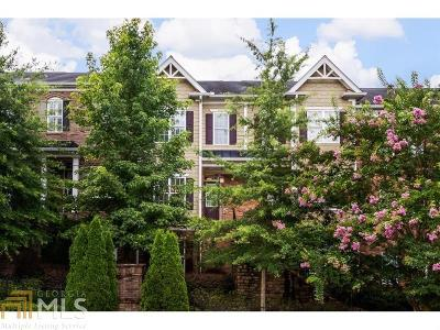 Brookhaven Condo/Townhouse For Sale: 2154 Havenwood