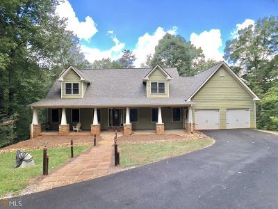 Lumpkin County Single Family Home For Sale: 885 Town Creek Church Rd