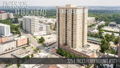 Paces 325 Condo/Townhouse For Sale: 325 E Paces Ferry Rd #1711