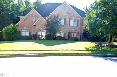 Suwanee Single Family Home For Sale: 5001 Tottenham Ct