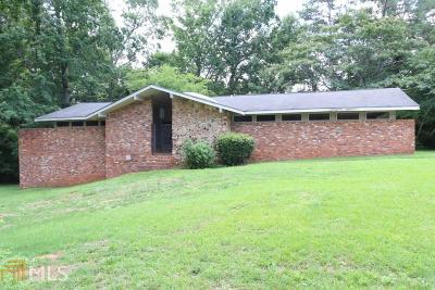 Buckhead, Eatonton, Milledgeville Single Family Home For Sale: 407 Crestview