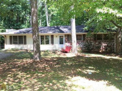 Tucker Single Family Home For Sale: 1450 Halifax Ct