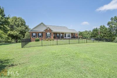 Gordon County Single Family Home Under Contract: 715 Knight Bottom Rd
