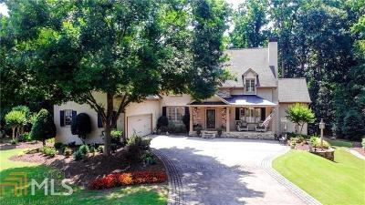 Johns Creek Single Family Home For Sale: 9245 Prestwick Club Dr