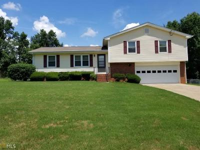 Conyers Single Family Home Under Contract: 4660 SE Cedar Brook Dr