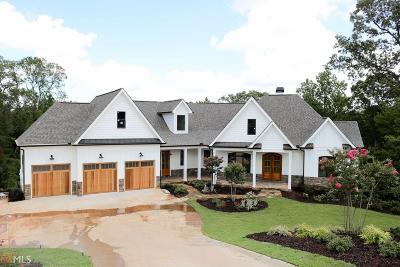 Coweta County Single Family Home Under Contract: 32 Paragon Pt #H1
