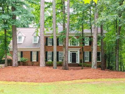 Country Club Of The South Single Family Home For Sale: 300 High Bridge Chase #67