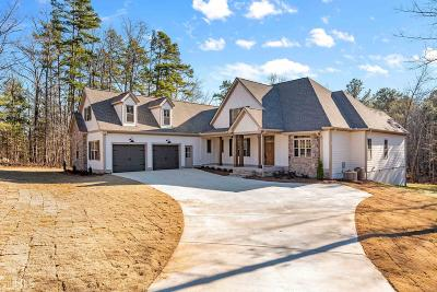 Cartersville Single Family Home For Sale: 16 Branson Mill Dr