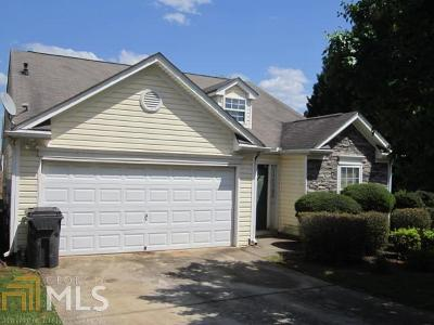 Henry County Single Family Home Under Contract: 3035 W Green Loop