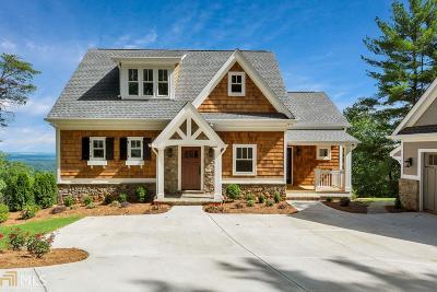 Cumming Single Family Home For Sale: 115 Barker Rd