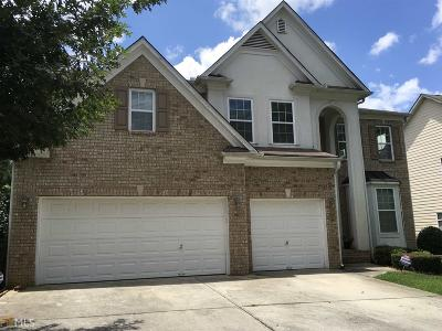 Lithonia Single Family Home For Sale: 6313 Windy Ridge Way