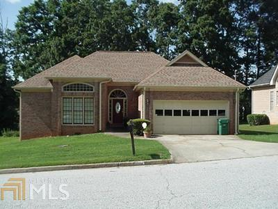 Lithonia Single Family Home Under Contract: 4957 Panola Mill Dr