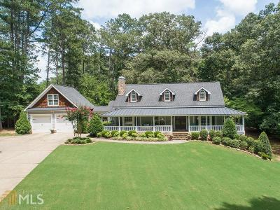 Alpharetta Single Family Home For Sale: 15285 Bell Park Rd