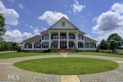 Senoia Single Family Home For Sale: 956 Al Roberts Rd
