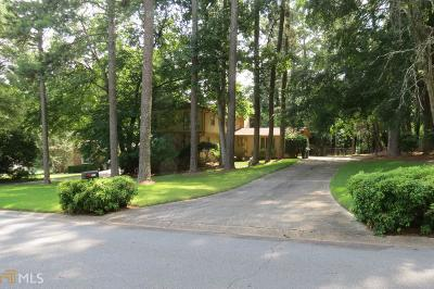 Norcross Single Family Home New: 5717 Williamsburg Dr