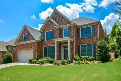 Suwanee Single Family Home For Sale: 5220 Habersham Hills