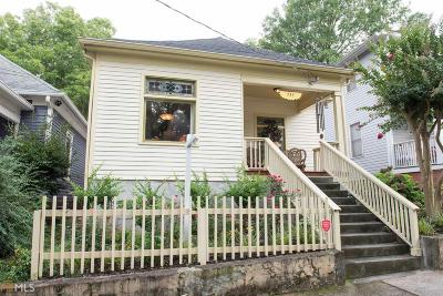 Grant Park Single Family Home Under Contract: 735 Oakland Ave