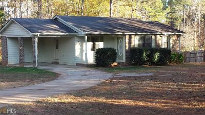 Griffin Single Family Home Under Contract: 852 N McDonough Rd