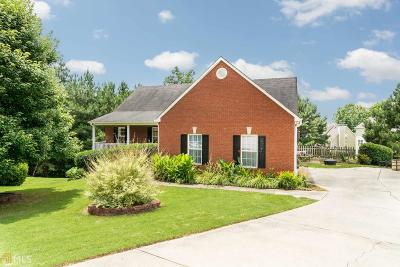 Conyers Single Family Home New: 2307 Petit Dr
