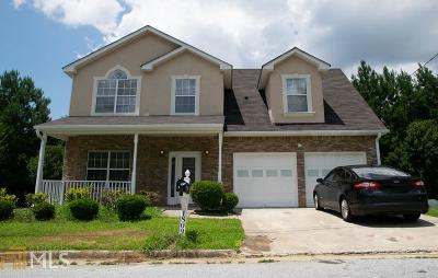 Lithonia Single Family Home Under Contract: 1809 Cutters Mill Way