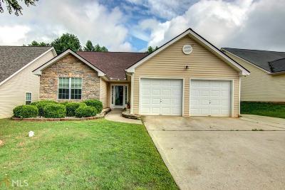 Covington Single Family Home Under Contract: 85 Lassiter Dr