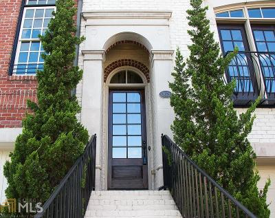 Cobb County Condo/Townhouse For Sale: 3621 Broughton