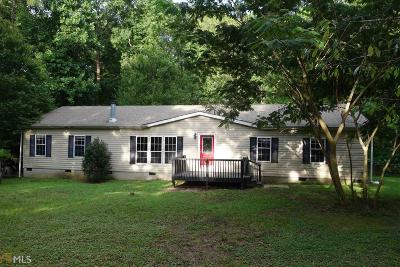 Senoia Single Family Home Under Contract: 831 Rowe Rd