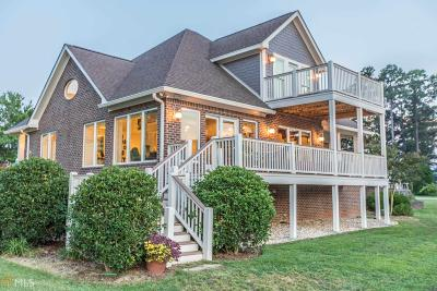 Haddock, Milledgeville, Sparta Single Family Home For Sale: 118 NE Island View Dr