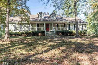 Milledgeville Single Family Home Under Contract: 148 Lakecrest