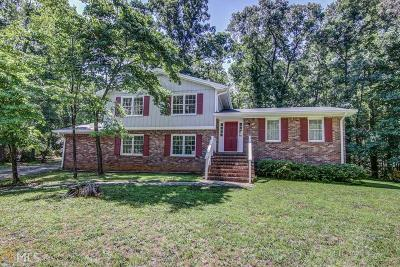 Conyers Single Family Home Under Contract: 2263 Hampton Trl
