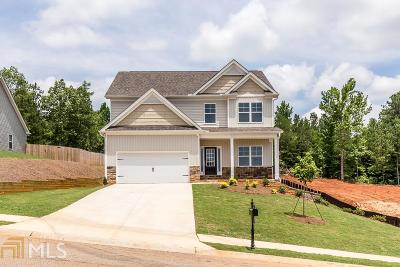 Flowery Branch  Single Family Home New: 5653 Wooded Valley Way