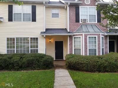 Conyers Condo/Townhouse Under Contract: 261 Odyssey Turn